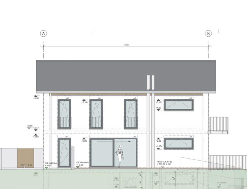 Einfamilienhaus, Gilching